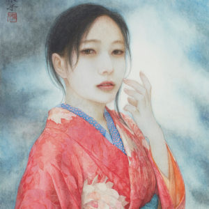 """岡本 東子 """"涼"""" 2018"""