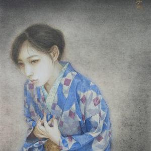 """Okamoto Toko """"Holding"""" 2018"""