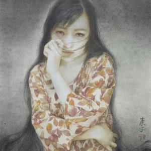 """岡本 東子 """"花香"""" 2018"""