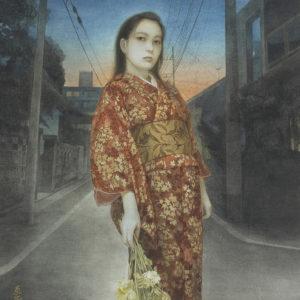 """Okamoto Toko """"Burn away"""" 2018"""