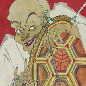 "Hattori Shihori ""beat the carapace"" 2018"