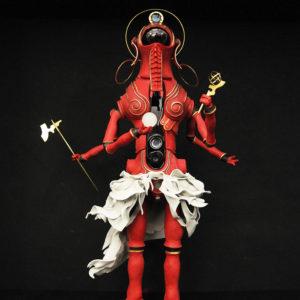 """上根 拓馬 """"Guardians, Nandikesvara"""" 2017"""