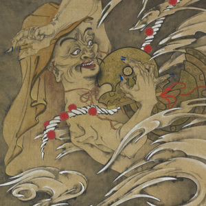 Online Exhibition Free-spirited Japanese painter -Hattori Shihori and Ukiyo-e-