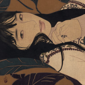 Exhibition of Ikenaga Yasunari