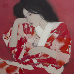 Joint Exhibition of Okamoto Toko and Otake Ayana at Tobi Art Fair