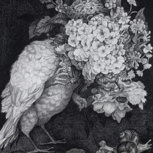 """Kitagawa Maiko """"Fall bird"""" 2019"""