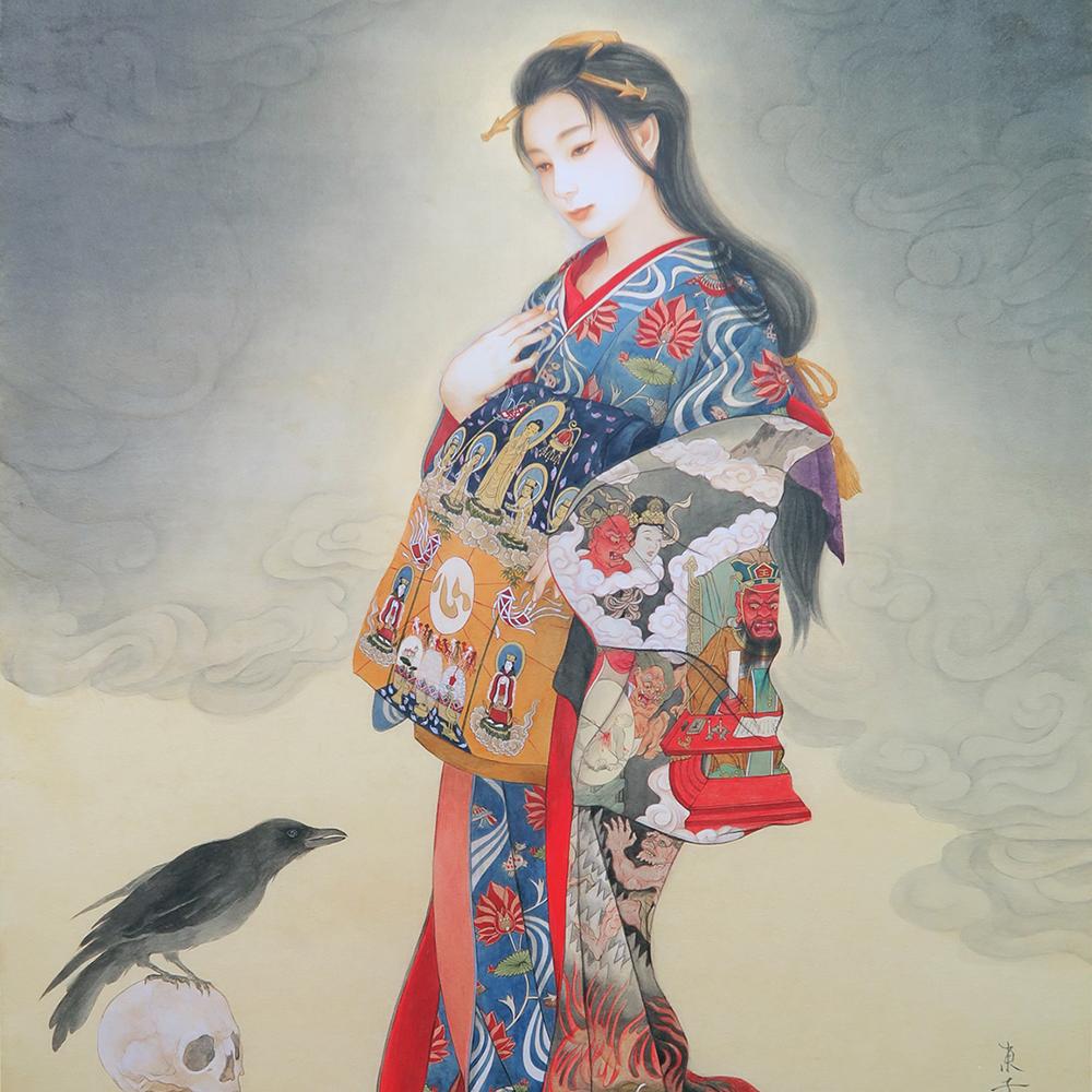 """Okamoto Toko """"Jigoku Dayu"""" 2019"""