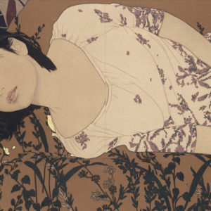 On sale|Ikenaga Yasunari's Art Book