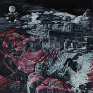 "Takagi Yo ""Red hill - the final -"" 2014"