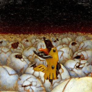 "Kakinuma Hiroki ""incubation"" 2010"