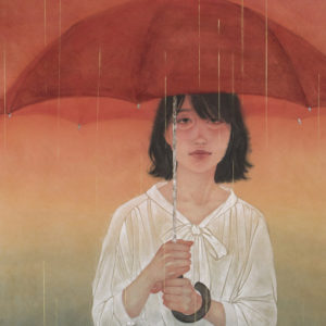 """Taguchi Yuka """"火の雨"""" 2020"""