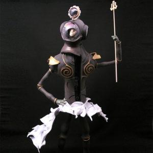 "Kamine Takuma ""4 Guardians , the Catvaromaharaja Virudhaka"" 2020"