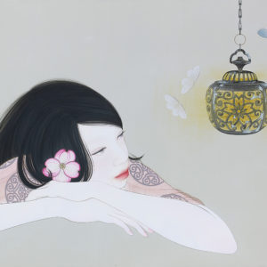 "Aono Amanatsu ""Old Devil Moon"" 2014"