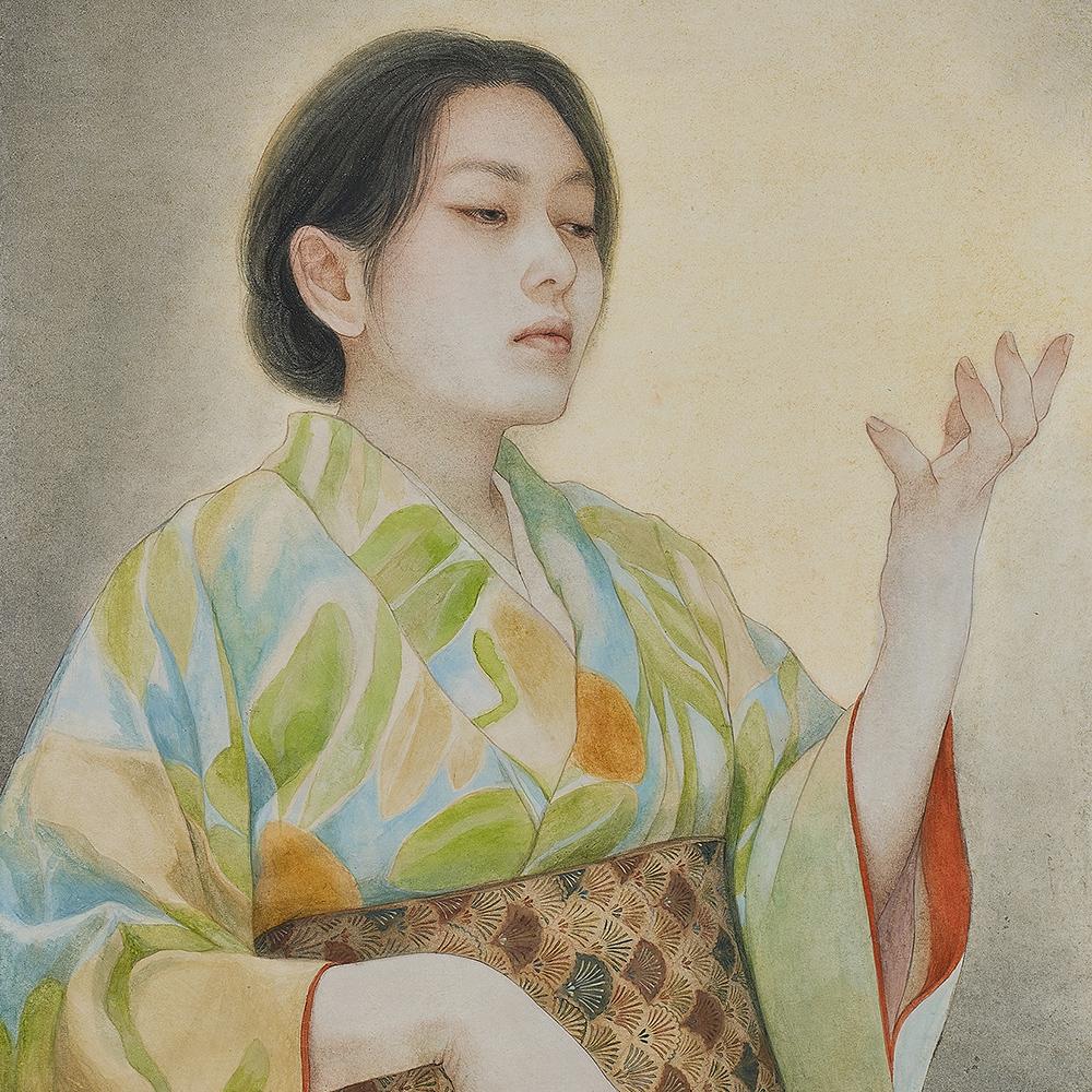 """Okamoto Toko """"渇いた手"""" 2020"""
