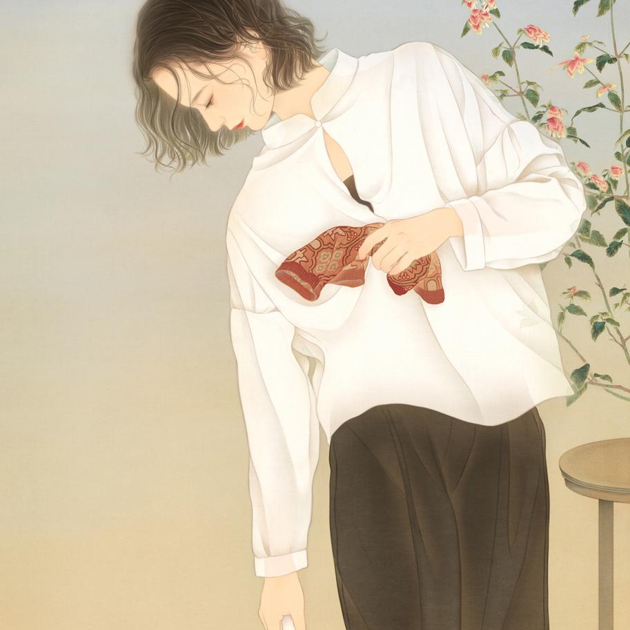 """Matsuura Shiori """"9時50分発"""" 2020"""