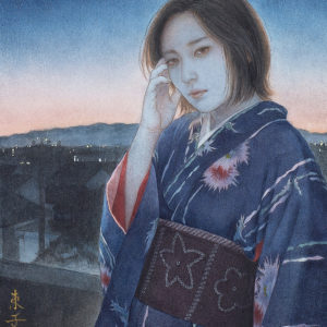 """Okamoto Toko """"誰時"""" 2020"""