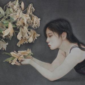 """Okamoto Toko """"落ちる"""" 2020"""