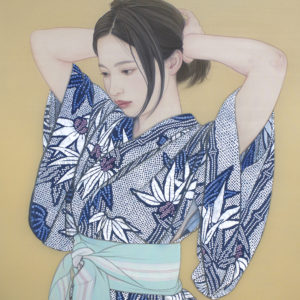 "Otake Ayana ""Remaining incense"" 2020"