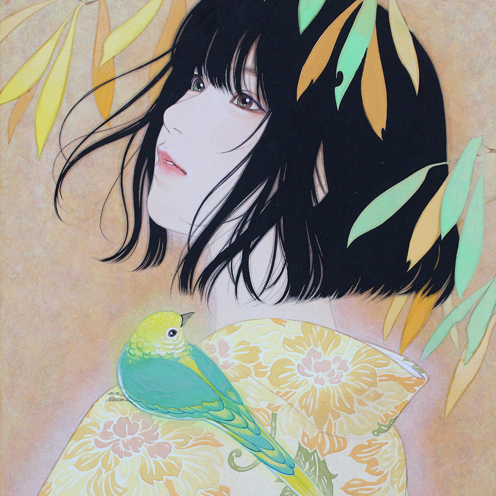 "Ishikawa Yukina ""青い小鳥"" 2021"