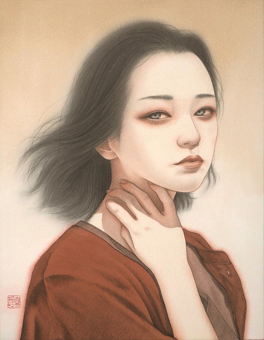 "Yanagida Mari ""前進の方角へ"""