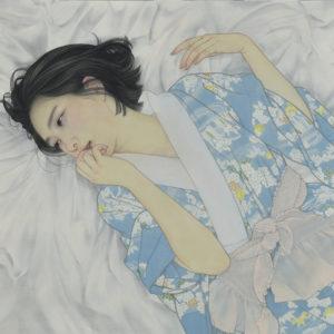 """Otake Ayana """"Far warmth"""" 2021"""